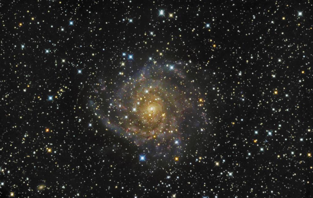 IC342, Kerry Ann Lecky Hepburn
