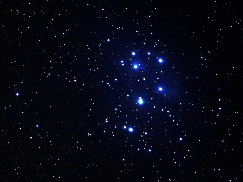 M45 Pleiades, Janice Mannering