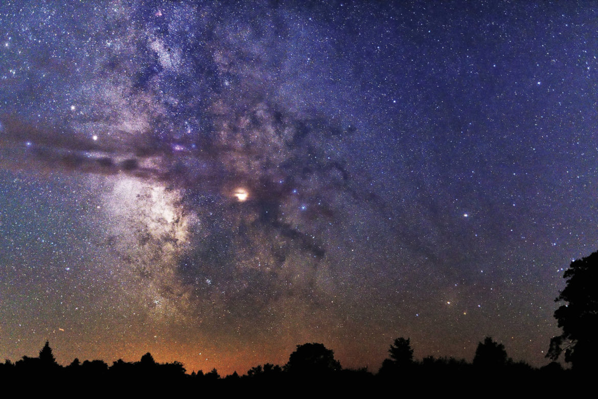 Pictures of amateur astronomers